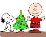 Christmas with Charlie Brown and Snoopy